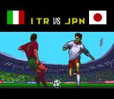 Tecmo World Cup Super Soccer TurboGrafx CD Italy is ITR? Why?..