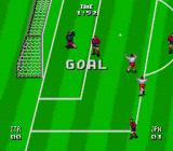 Tecmo World Cup Super Soccer TurboGrafx CD Goal!