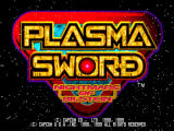 Plasma Sword: Nightmare of Bilstein Dreamcast Title screen