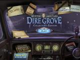 Mystery Case Files: Dire Grove (Collector's Edition) iPad Title / main menu