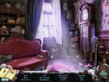 Mystery Case Files: Dire Grove (Collector's Edition) iPad Living room area - objects -a ghost quickly appears and vanishes in the window