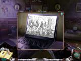 Mystery Case Files: Dire Grove (Collector's Edition) iPad Strange images on this laptop