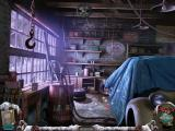 Mystery Case Files: Dire Grove (Collector's Edition) iPad Inside the garage