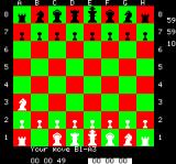 Chess Oric My knight is out