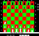 Chess Oric King computer again, if i have not see its move, it spells it clearly.