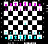 Chess Oric I'm an artist, I can change colors!