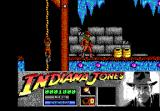 Indiana Jones and the Last Crusade: The Action Game DOS Level 1 - Exploring the caverns to find the Cross of Coronado. Watch out for the grave robbers.