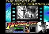 Indiana Jones and the Last Crusade: The Action Game DOS Level 2 - The Ascent of Castle Brunwald