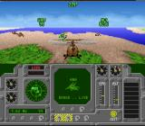 Air Cavalry SNES Flying over Indonesia