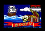 Booty Amstrad CPC Loading screen