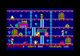 Booty Amstrad CPC The first area