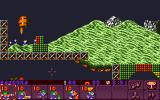 Lemmings 2: The Tribes DOS High Land Lemmings.