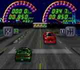 Zero4 Champ: RR-Z SNES Trying to win a race