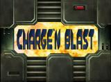 Charge 'n Blast Dreamcast Title Screen