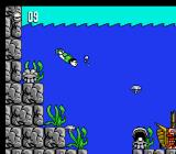Hook NES Underwater level