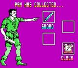 Hook NES Yeah, Pan's got 4 items to collect