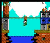 Hook NES Swinging fun. Pirate ship seems to be damaged by the way.