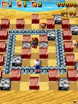 3D Bomberman Atomic J2ME Conveyor belt