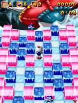 3D Bomberman Atomic J2ME Ice stage