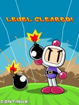 3D Bomberman Atomic J2ME Level cleared