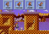 Tails and the Music Maker SEGA Pico Springs fill the holes to keep you going.
