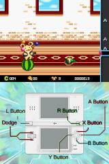 12 Nintendo DS Dodge obstacles and push buttons in time