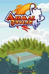 Animal Boxing Nintendo DS Title