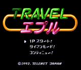Travel Eple TurboGrafx CD Title screen