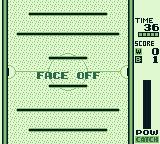 Magnetic Soccer Game Boy Face off
