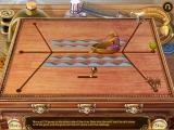 Kate Arrow: Deserted Wood iPad Dresser boatman puzzle