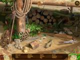 Kate Arrow: Deserted Wood iPad Village dock - objects
