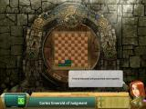 Samantha Swift and the Fountains of Fate iPad Emerald Puzzle