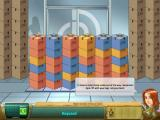 Samantha Swift and the Fountains of Fate iPad Box Crate Puzzle