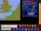 Battle of Britain II: Wings of Victory Windows Battle map