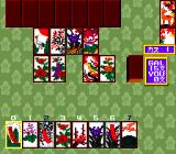 Idol Hanafuda Fan Club TurboGrafx-16 A game begins