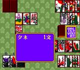"Idol Hanafuda Fan Club TurboGrafx-16 Oops... she's got a ""tane"" combination"