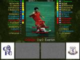 Football Masters 99 DOS Foul Screen View