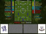 Football Masters 99 DOS Match View