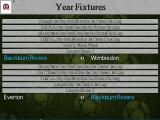 Football Masters 99 DOS Year Fixtures