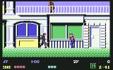 Shinobi Commodore 64 Mission 1 Level 1