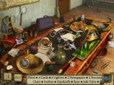 Dark Tales: Edgar Allan Poe's Murders in the Rue Morgue (Collector's Edition) iPad Police Station desk - objects