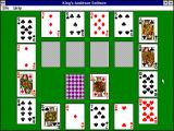 The Ultimate Solitaire Collection Windows 3.x King's Audience Solitaire