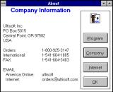 Real Video Blackjack Windows 3.x Real Video Blackjack (Version 5.0) About / Company