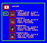 Sonic Spike TurboGrafx-16 Select your players