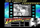 Indiana Jones and the Last Crusade: The Action Game DOS Intro to the first section