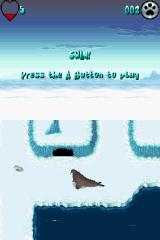 Arctic Tale Nintendo DS The walrus is big and slow...