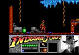 Indiana Jones and the Last Crusade: The Action Game DOS Searching for the cross