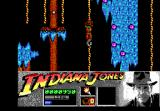 Indiana Jones and the Last Crusade: The Action Game DOS Climbing a rope