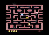 Ms. Pac-Man Atari 5200 Ms. Pac-Man munching on dots...