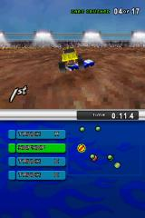ATV: Thunder Ridge Riders / Monster Trucks Mayhem Nintendo DS Crunch Melee
